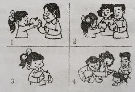 小学二年级看图写话